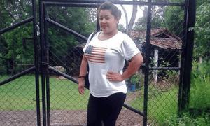 A Salvadoran woman fighting deportation has been removed by immigration officials from a Texas hospital where she was being treated for a brain tumour and returned to a detention centre. Sara Beltrán Hernández's family say that her health is deteriorating and she fears dying in the facility. The 26-year-old's legal team is asking for her release on humanitarian grounds ahead of an appointment with a neurosurgeon