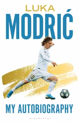 Luka Modric's autobiography is out now.