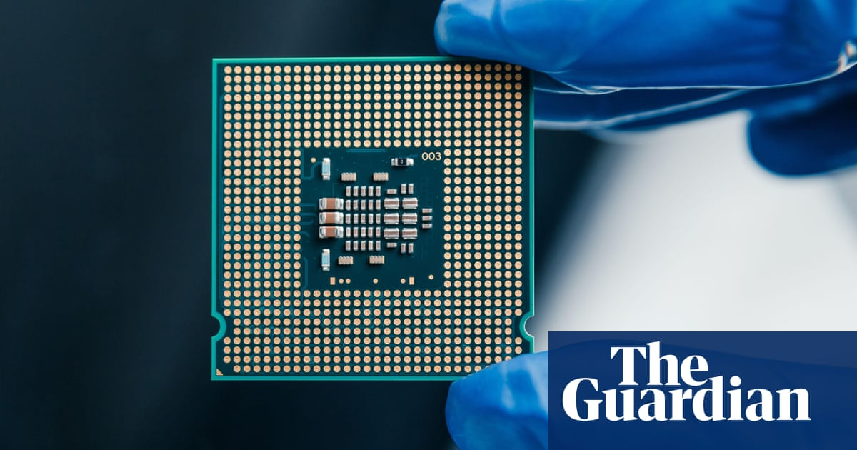 Johnson may block Chinese takeover of UK's largest computer chip maker