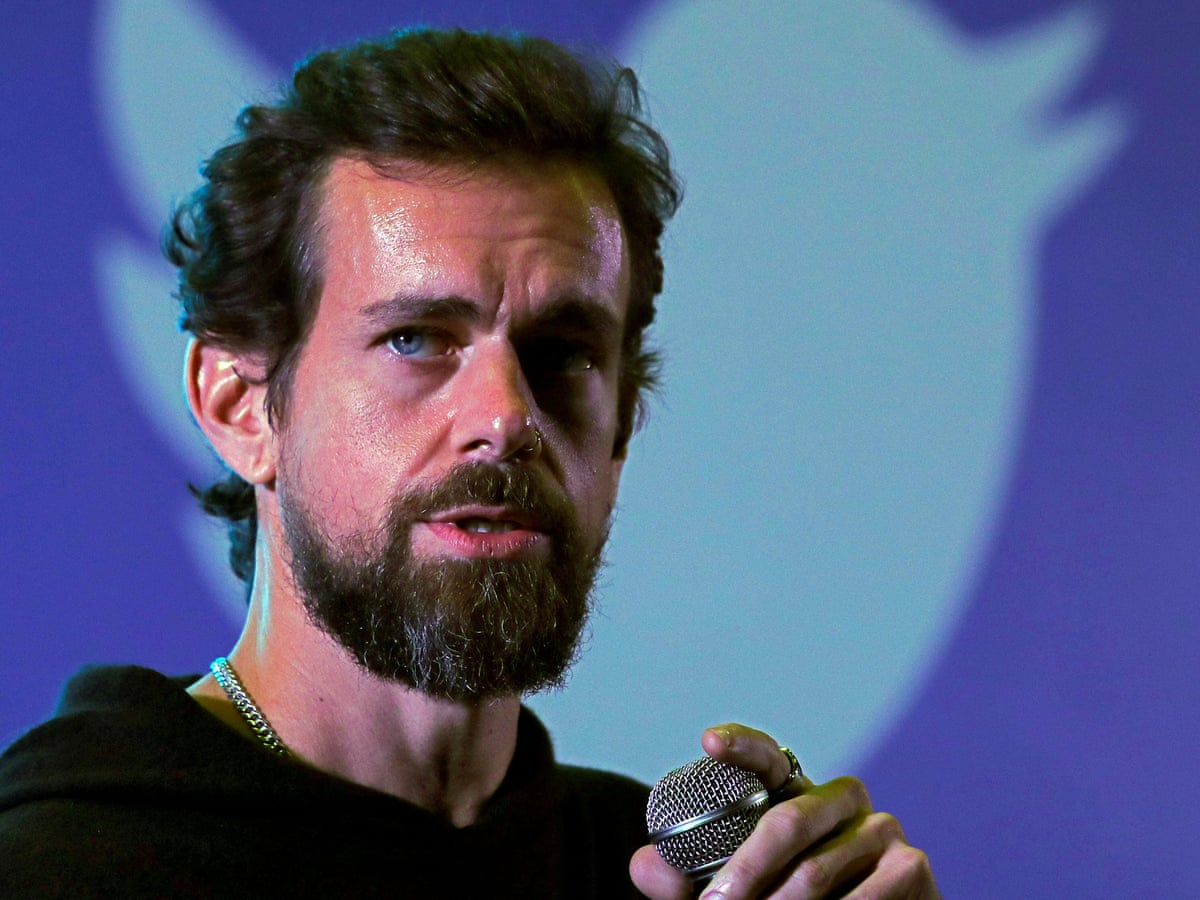 Twitter Chief To Donate Quarter Of His Fortune To Coronavirus Fight Jack Dorsey The Guardian