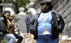 Gabourey Sidibe overcomes the odds in Lee Daniel's directorial debut, Precious