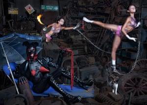 Cena Kolor Collective: Afro-feminism in Rio de Janeiro