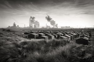 South Gare, Teesside, by Paul Mitchell – winner of the urban view category