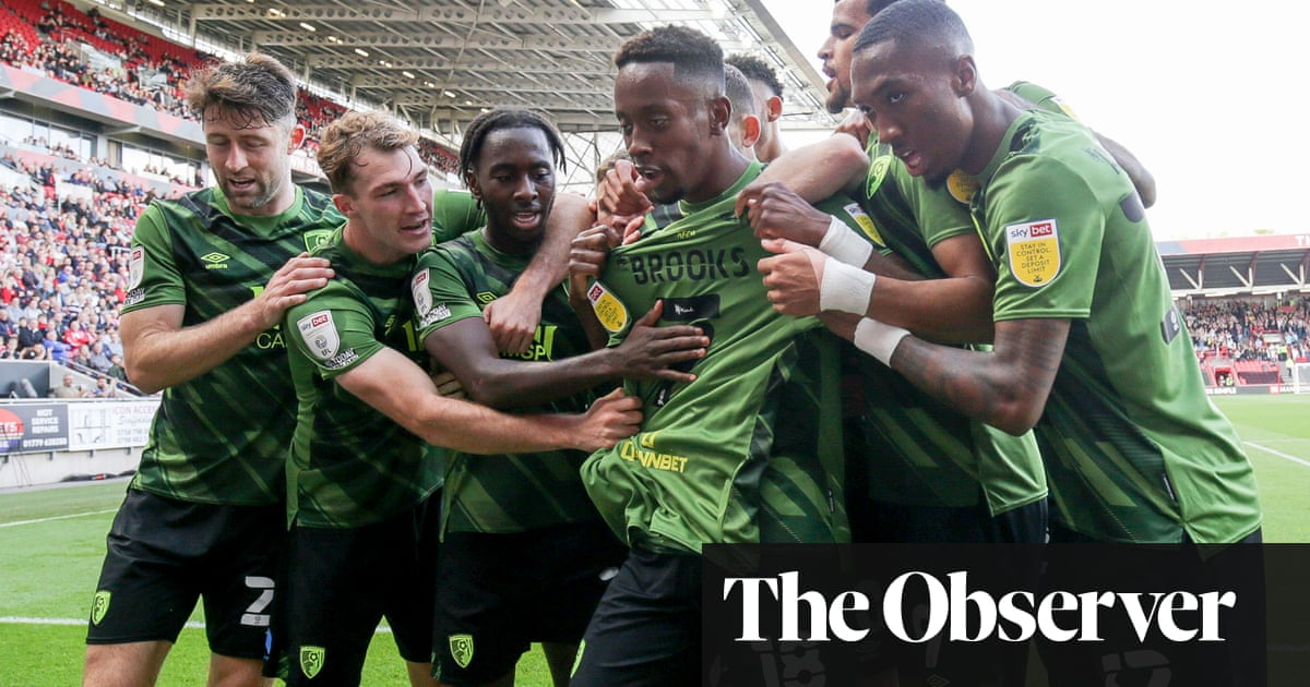 Championship roundup: Bournemouth back on top while Fulham win derby - the guardian