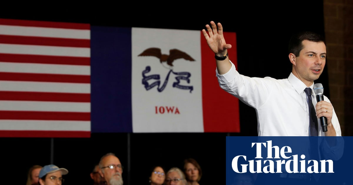 'The red wall is cracking': Buttigieg gets ovation after expecting protests thumbnail