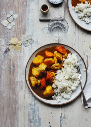 'Curry remains one of Japan's favourite comfort foods, introduced not from India, but from Britain.'