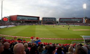 The T20 Blast is expected to attract more than one million spectators this season, including a full house at Old Trafford for the Roses game.