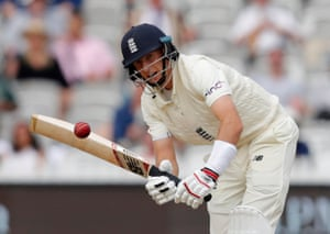 Can captain Joe Root see his team through to the end of play?