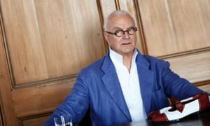 Manolo Blahnik celebrates the 50th anniversary of his eponymous brand next year.