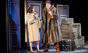 Holly Marie Bingham and Hugo Herman-Wilson.