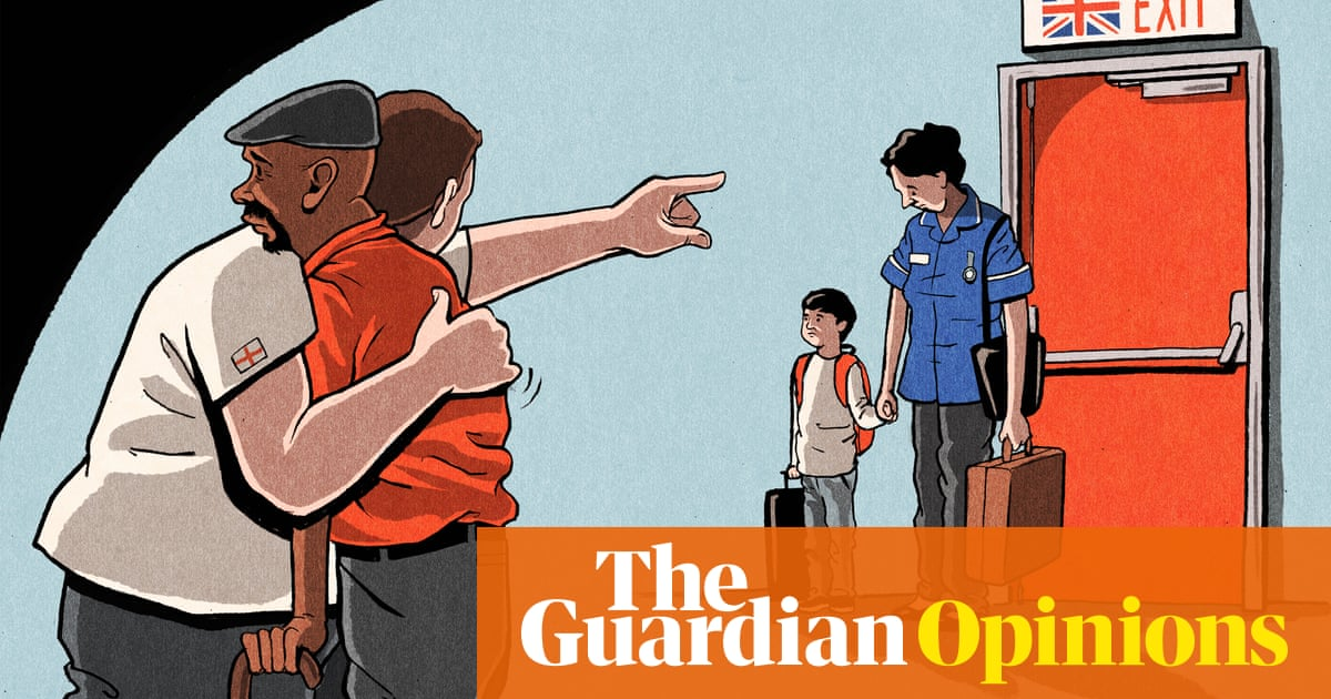 The NHS, Windrush and the debt we owe to immigration | Gary Younge