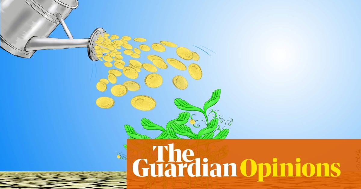 Utopian Thinking The Easy Way To Eradicate Poverty Rutger Bregman