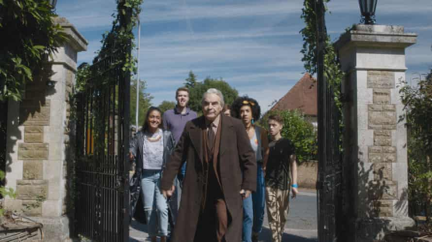 It's Doctor Who does the housing crisis!