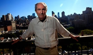 Far-sighted overview … Philip Roth in 2010.