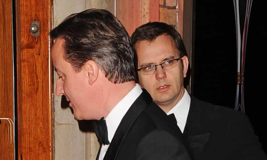 David Cameron and Andy Coulson pictured in 2009.