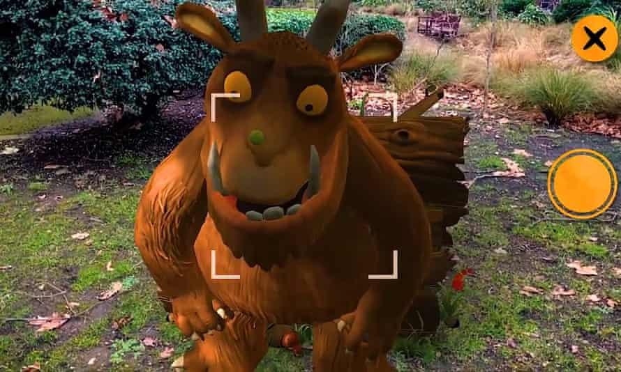 Gruffalo spotter