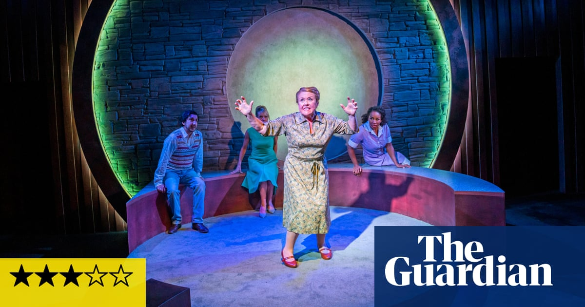 You Are Here review – 1969 moon landings spark musical midlife adventure