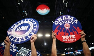 UAW had come out in support of Obama in both 2008 and 2012.