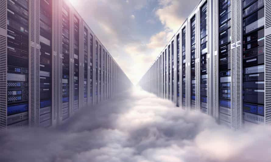 stock composite servers in the cloud