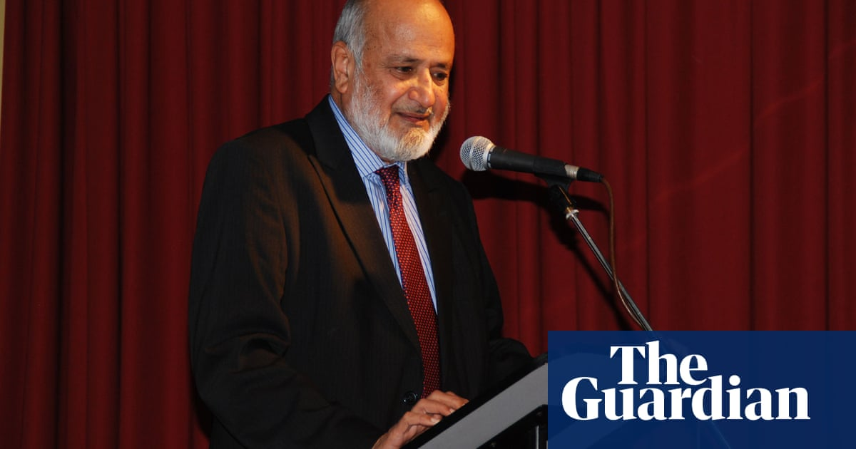 Ziauddin Shakeb obituary