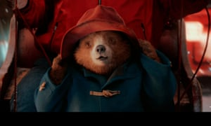 From Peru to you: Paddington Bear in the M&S Christmas ad.