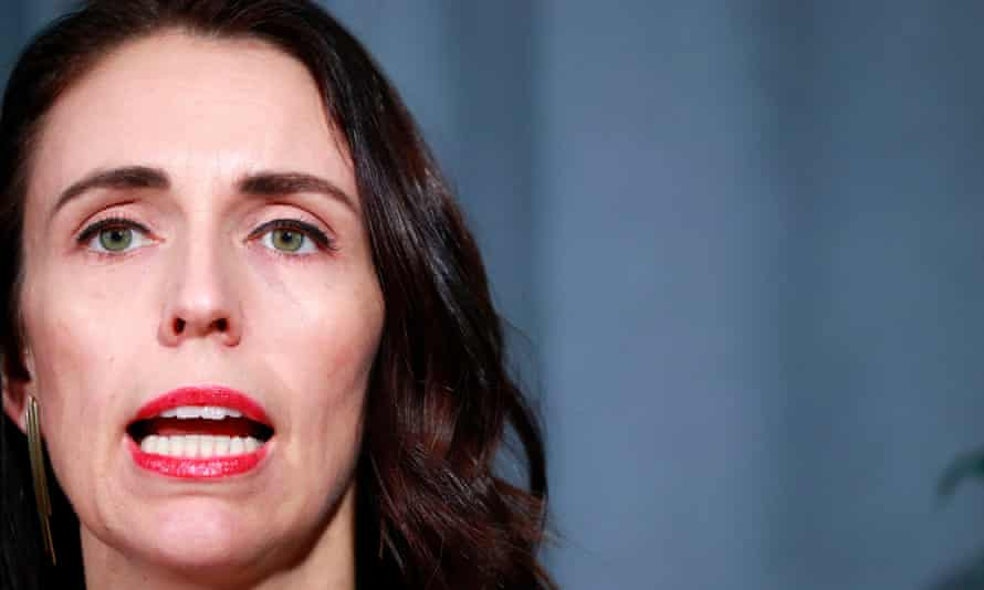 Jacinda Ardern at the United Nations Climate Action Summit in New York