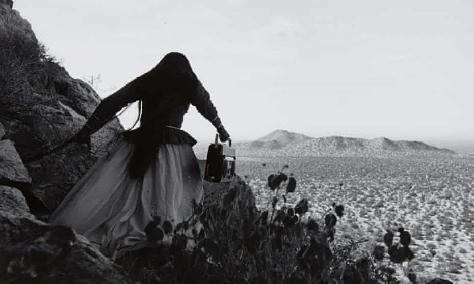 Graciela Iturbide's photography is on display at the Museum of Fine Arts in Boston.