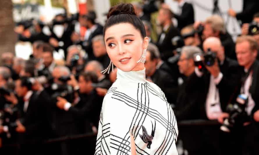 'Yin-yang' contracts said to belong to Fan Bingbing were posted online.
