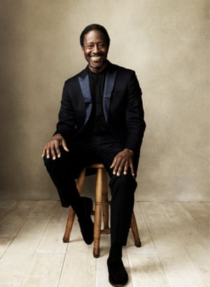 Clarke Peters: 'When I realised that I was being cast as the song and dance man, I thought, wait a minute'