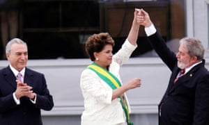 The Edge of Democracy review – to the heart of Brazilian