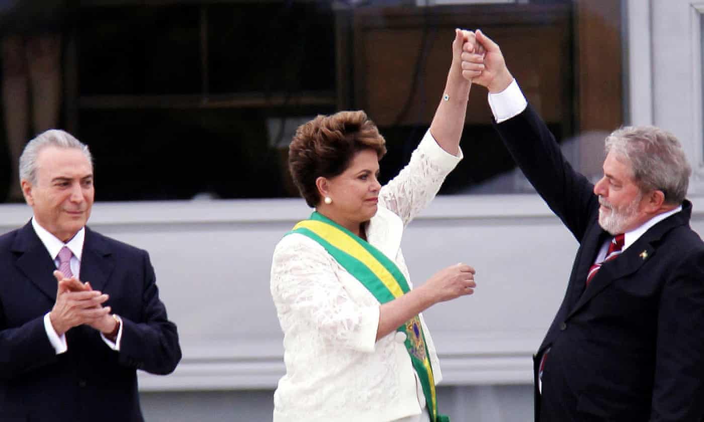 The Edge of Democracy review – to the heart of Brazilian politics