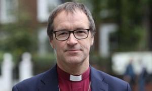 Dr Graham Tomlin, the bishop of Kensington.