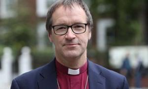 Graham Tomlin, the bishop of Kensington