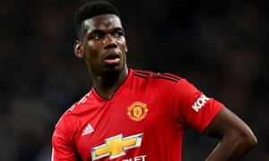 Paul Pogba says it is 'a pleasure to be reunited' with Ole Gunnar Solskjær