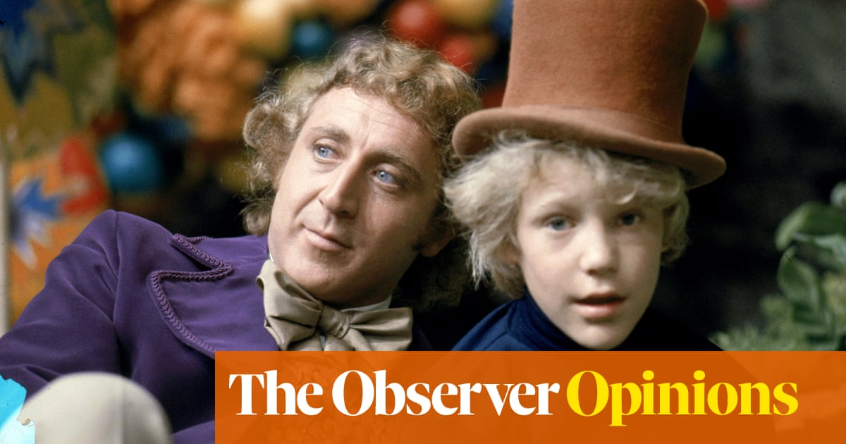 Roald Dahl's universe might not be a golden ticket for the writer's fans