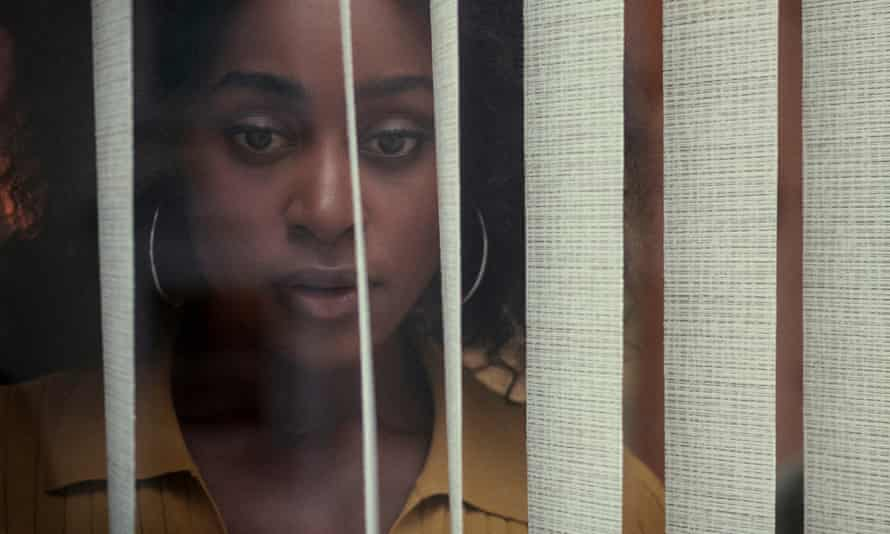 One night stand … Simona Brown as Louise in Behind Her Eyes.