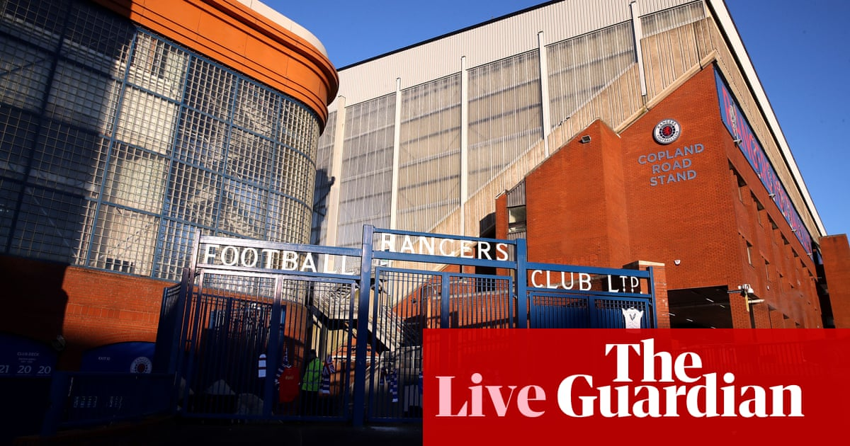 Rangers v Celtic: Scottish Cup last-16 – live!