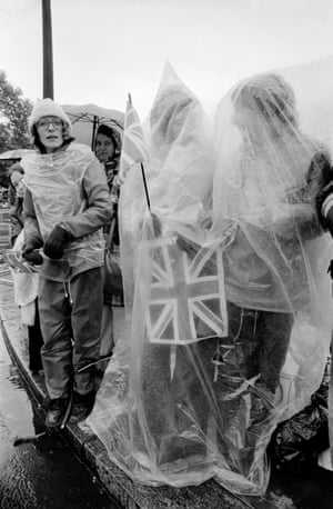 Queen Elizabeth II's Silver Jubilee - Peter Marlow, 1977