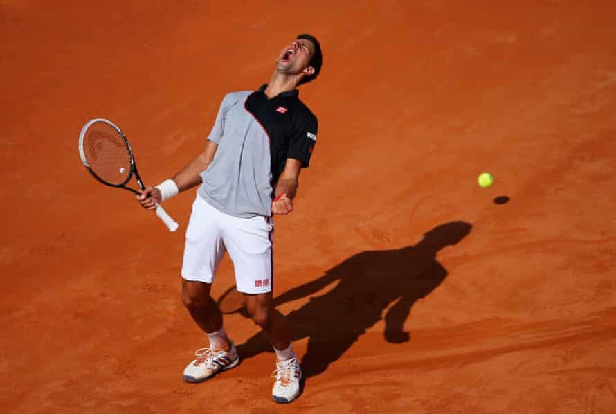 Novak Djokovic has a positive head-to-head record against Federer (27-23) and Rafa Nadal (29–26).