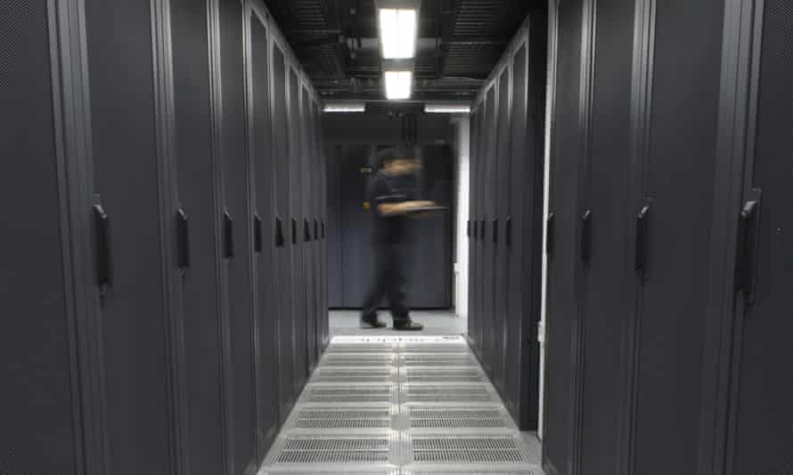 Data centre are only one part of the digital ecosystem