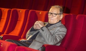 Ennio Morricone in 2013. He viewed himself as a composer for whom film work was only a part of his career.