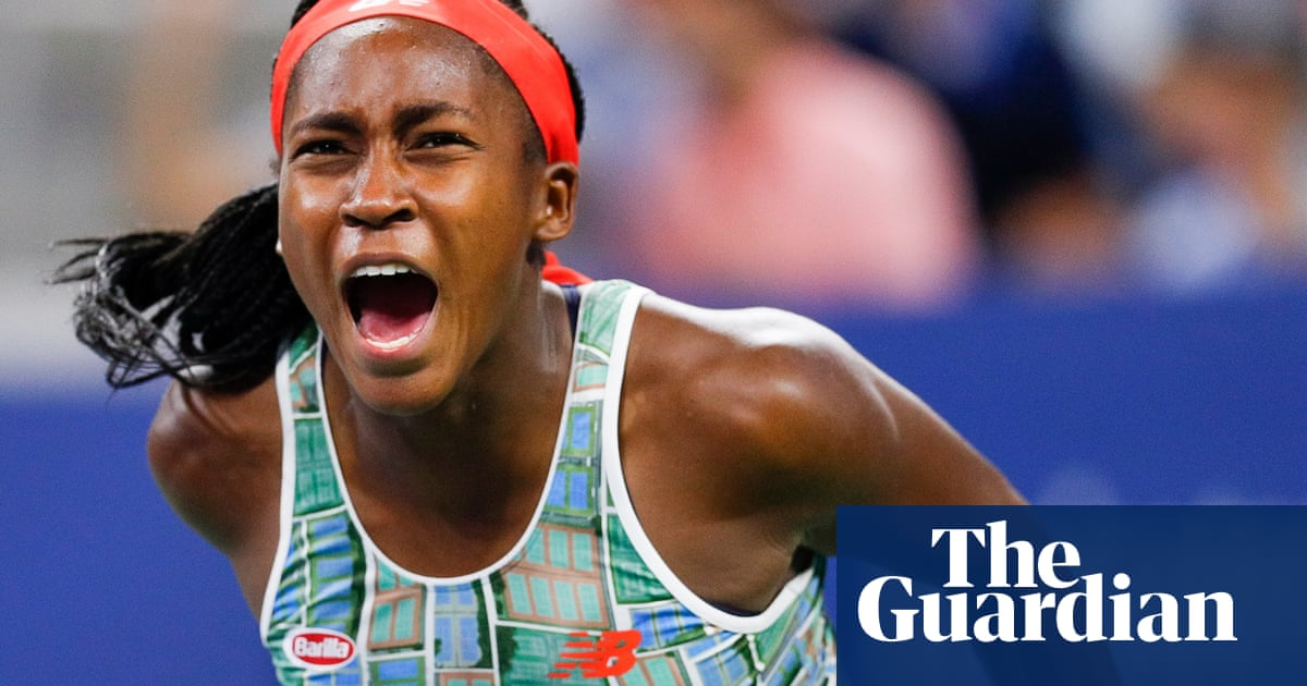 Coco Gauff sets up clash with defending US Open champion Naomi Osaka