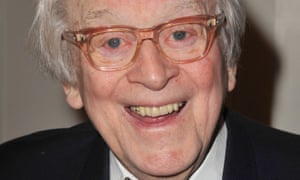 Jimmy Perry in 2010.