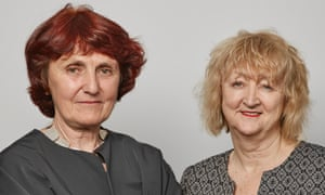 Shelley McNamara and Yvonne Farrell