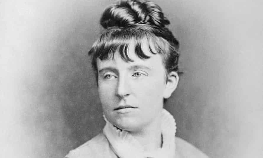 Frances Hodgson Burnett.