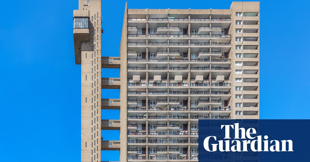 Prince Charles's model village architecture? Give me brutalism any day