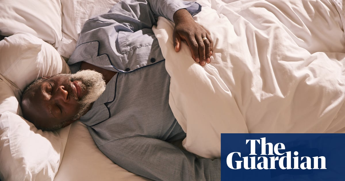 Dream on! The surprising health benefit of a weekend lie-in