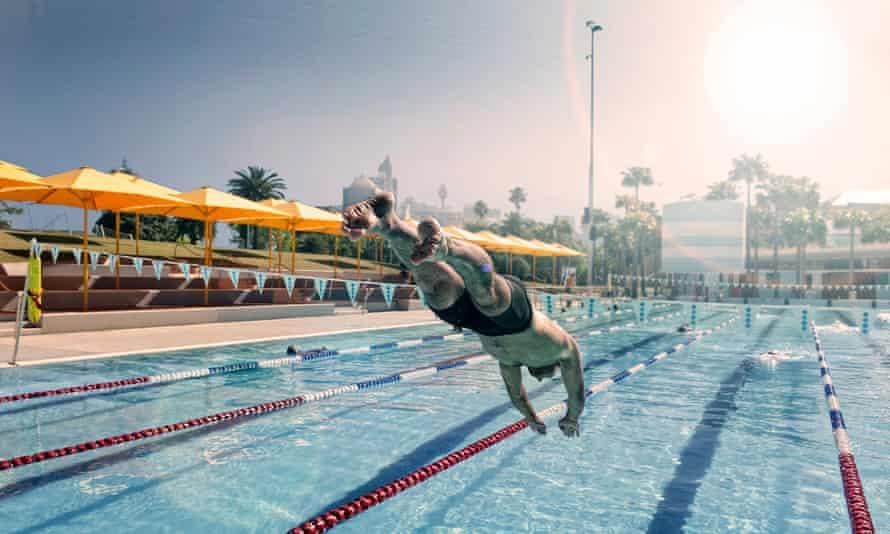 Prince Alfred Park pool, Sydney pool
