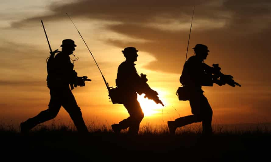 Britain currently has 400 troops in Iraq