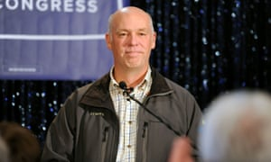 Greg Gianforte was charged following an altercation on the eve of a special election to fill Montana's sole seat in the US House of Representatives.